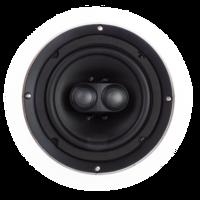 """TruAudio 8"""" Dual Voice Coil Ceiling Speaker"""