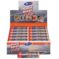 Rapid Steel Putty Display Carton