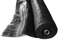 1m Wide Geotextile Membrane 100m Roll