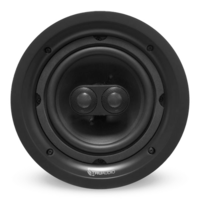 "TruAudio Phantom 6.5"" Dual Voice Ceiling Spea"