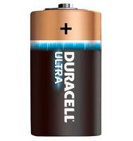 Procell Alkaline Battery -D Packet 12