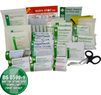 Industrial High-Risk First Aid Refills