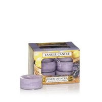 Yankee Classic Tea Lights Lemon Lavender