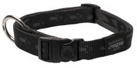 Rogz Alpinist Black Large (K2) Side Release Adjustable Collar 13