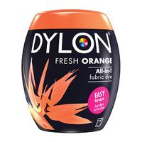 Dylon Machine Dye Pod 350g 55 Fresh Orange