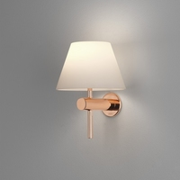 ROMA WALL LIGHT POLISHED COPPER IP44