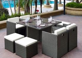 Monaco Garden Lounge Furniture Set
