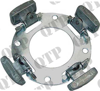 Plate Governor Weight Assembly