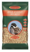 Johnston & Jeff Wild Bird High Energy No Mess 2kg