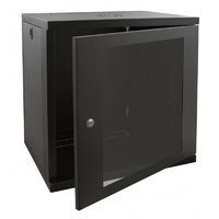 12U 450MM DEEP WALL CABINET
