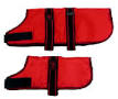 "Animate 'Type C' Dog Coat - Padded Lining 14"" Red x 1"