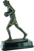 25cm Gaelic Runner (Female) - Bronze/Gold Tri