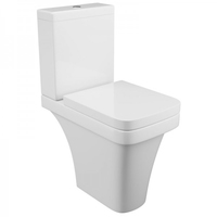 Rivelin Comfort Toilet Pan