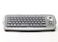 4ife Wireless Keyboard with Trackball
