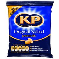KP Salted Peanuts 24x50gr