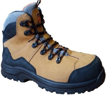 ELK Artio Tan Leather Boot S3