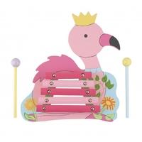 Xylophone Flamingo.