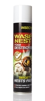 Insecto Wasp Nest Foam Destroyer 300ml x 1