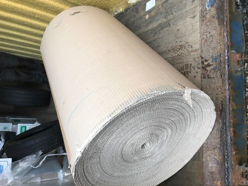 CORRUGATED CARDBOARD ROLL 900MM X 75M
