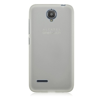 "Alcatel Pixie 3 (4"") Clear TPU"