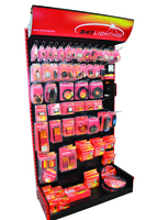 247 Combi Merchandiser Display Stand