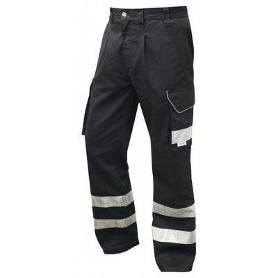 Ilfracombe Cargo Trousers Black