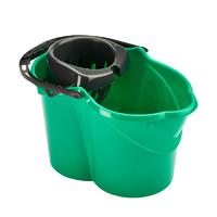 Standard socket mop bucket, 15ltr