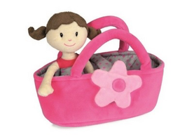 rag doll purse