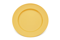 Dinner Plate Yellow - 24cm