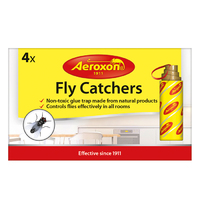 Aeroxon Fly Papers 4pk