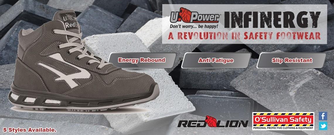 Infinergy Footwear