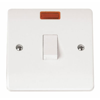Click Mode CMA623 1G 2 Pole 20A Switched Neon