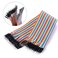 40 Pins Male to Male Breadboard Jumper Wires 20cm