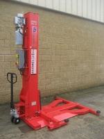 Taranto Single Post Lift 2 5 Ton 3hp Howden Tools