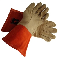 Deersplit Supple Tig Welders Glove 30cm