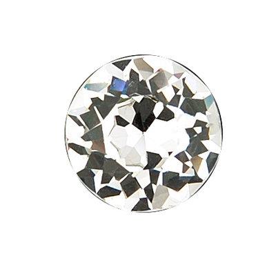 april birthstone white crystal