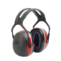 3M PELTOR X3 Ear Defenders - Headband, 33 dB
