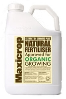 Maxicrop Natural Fertiliser 10lt