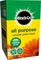 MIRACLE-GRO ALL PURPOSE SOLUBLE PLANT FOOD 500 GRM