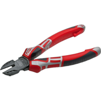 NWS Side-Cutters 160mm c/w clip