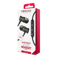 Forever BSH-200 Wireless In Ear Headset in Black