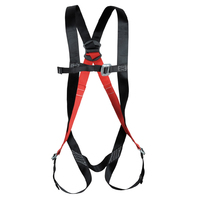 Cofra Black Kite, 1 point basic harness, easy to fit and adjust, size M - 2XL