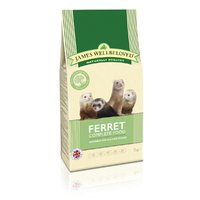 James Wellbeloved Ferret Food 2kg