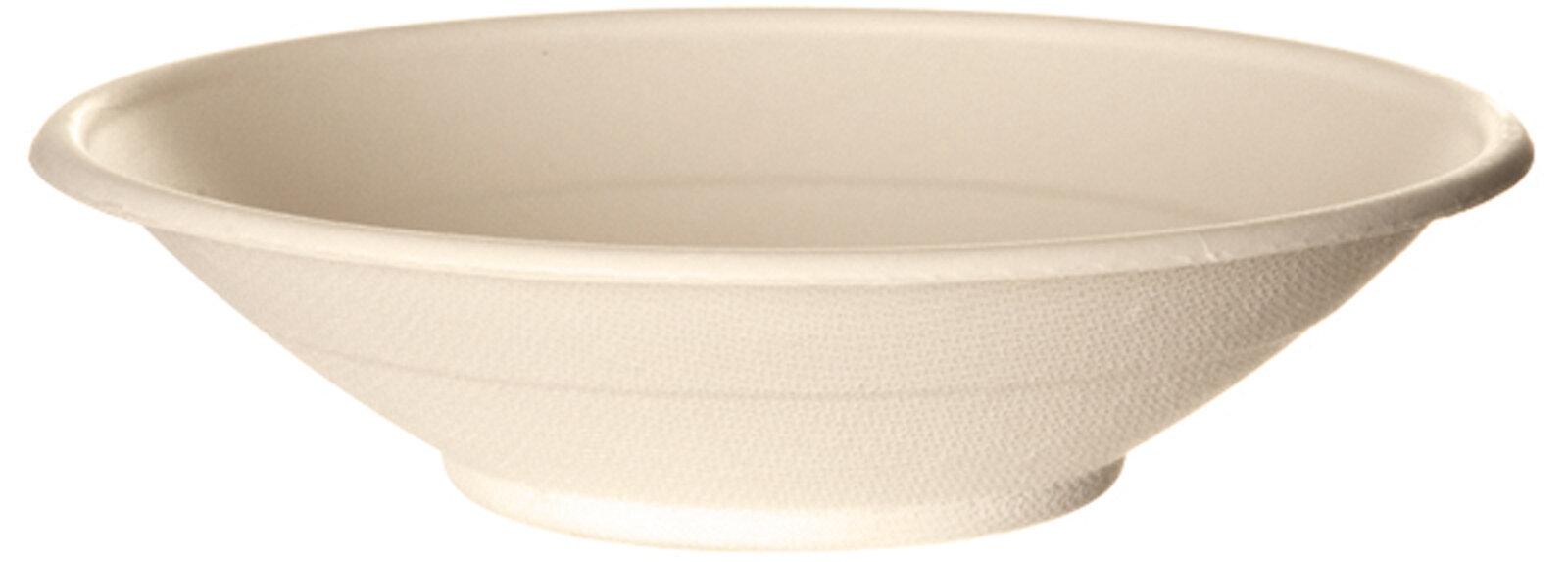 Biodregradable Natural Noodle Bowl & Lid (Box Of 400)