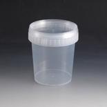 870ml Plastic Tub & Lid.