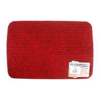 Guardsman Rib Mat No 1A 40x60, Red