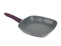 Progress Forged 28cm Grill Purple