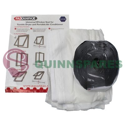 Universal Window Seal for Tumble Dryer and Portable Air Conditioner