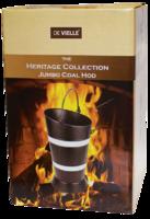 De Vielle Heritage Jumbo Hod (Stainless Steel Trim)