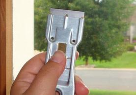Window Scrapers & Accesories